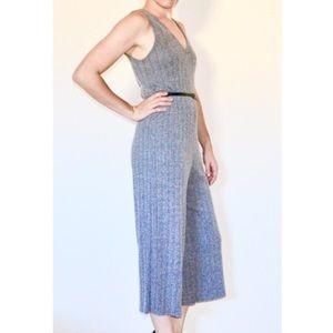 ⭐️SALE⭐️ EUC Zara Knit Jumpsuit, LIKE NEW!